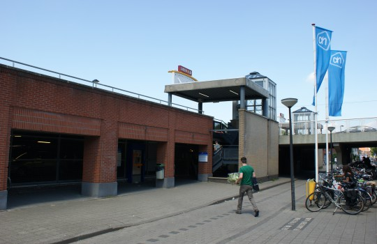 Parkeren is nu 2e uur gratis in de parkeergarages!