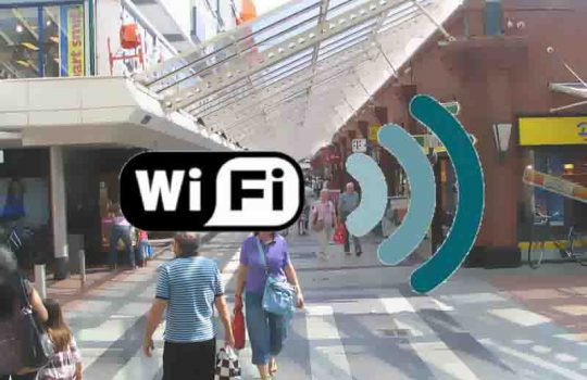 Gratis WiFi in de Vlaardingse binnenstad