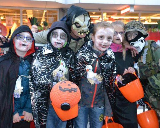Halloween optocht vrijdag 26 oktober