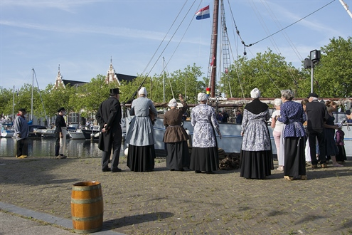 Binnenhalen Hollandse Nieuwe